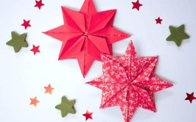 Advent Calendar – DAY 6: Make a Star